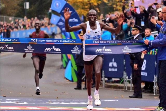 Maraton de Nueva York 2017
