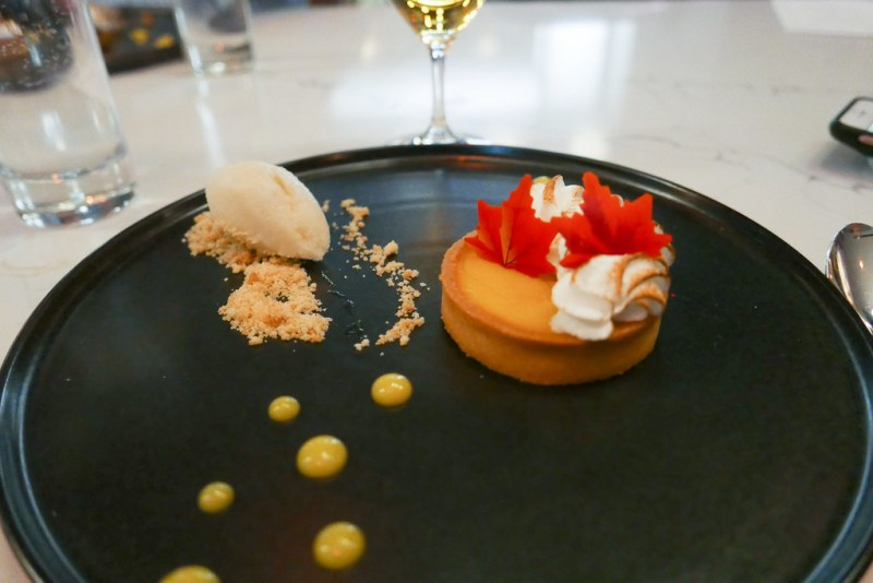 Key Lime Tart, Key Lime Sorbet