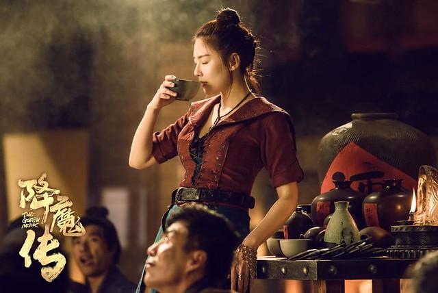 The Golden Monk Zhang Yu Qi