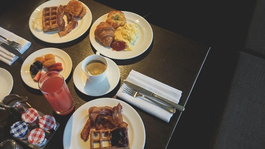 Breakfast Grand Hyatt Taipei Hotel (16 of 91)