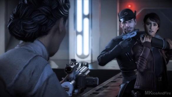 Star Wars Battlefront 2 Resurrection - Hask Showdown