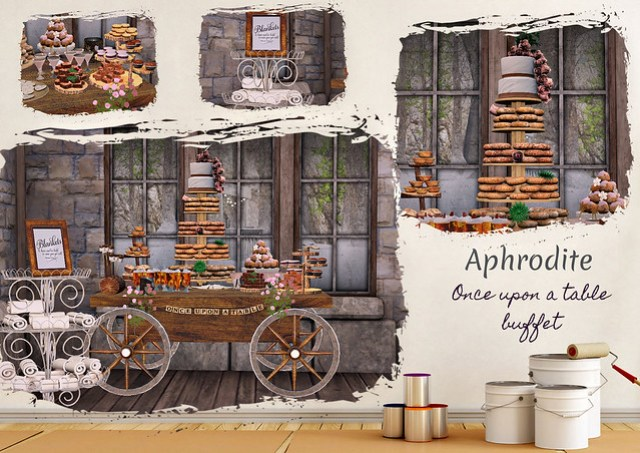 Aphrodite - Once upon a table