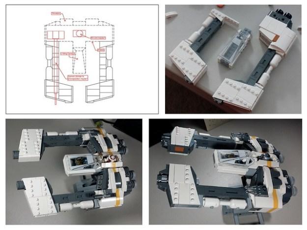 Enth Fighter Design Process