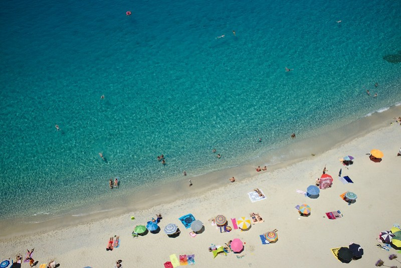 Beach of Tropea