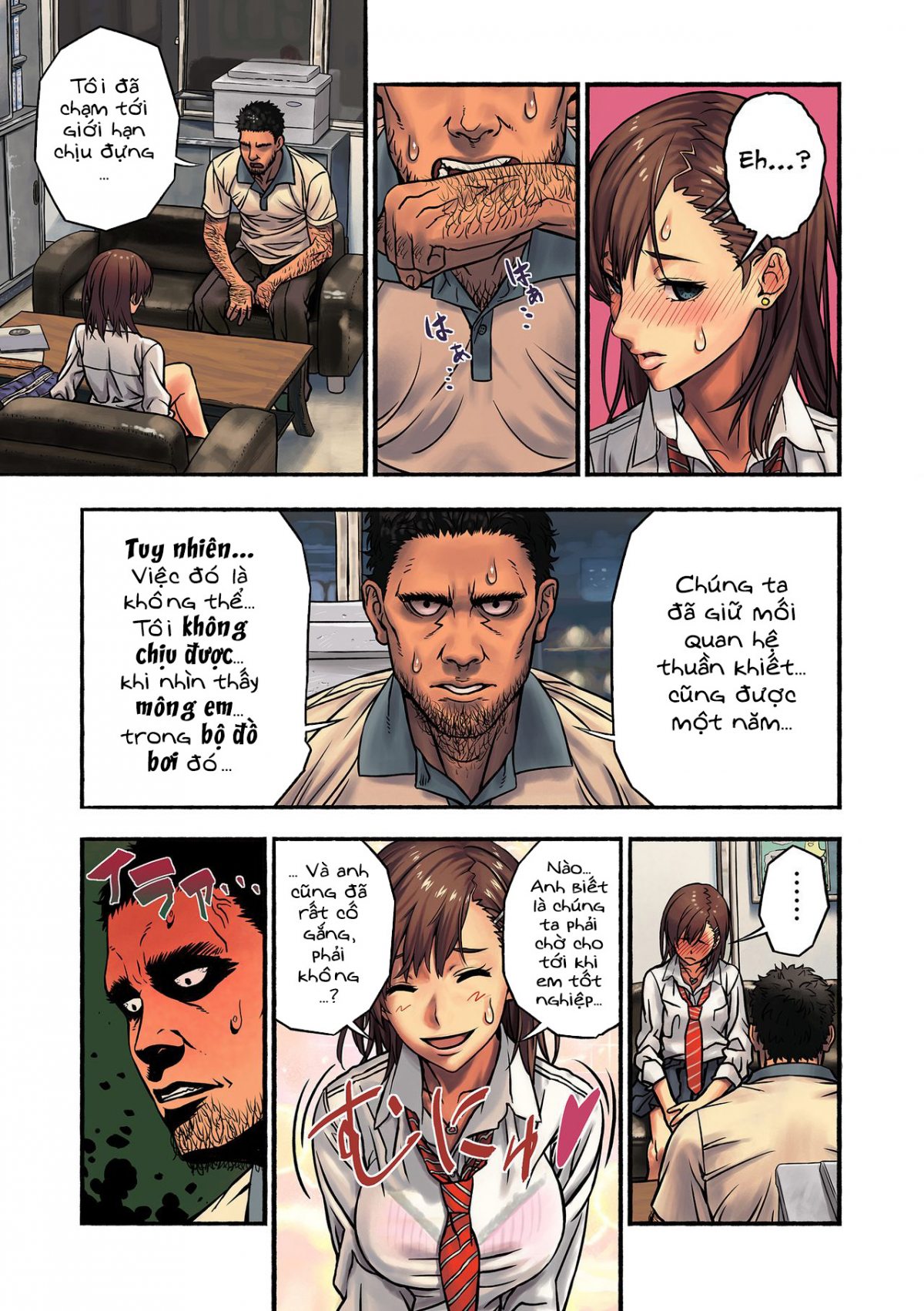Hình ảnh  trong bài viết Chinatsu to Kuma-chan Sensei