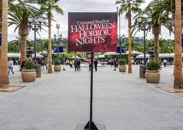 Halloween Horror Nights Hollywood