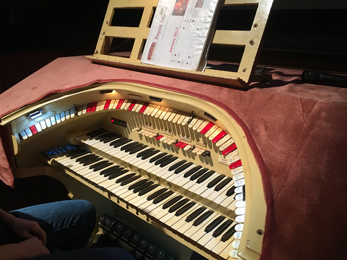 Wurlitzer Organ at Lincoln Theater