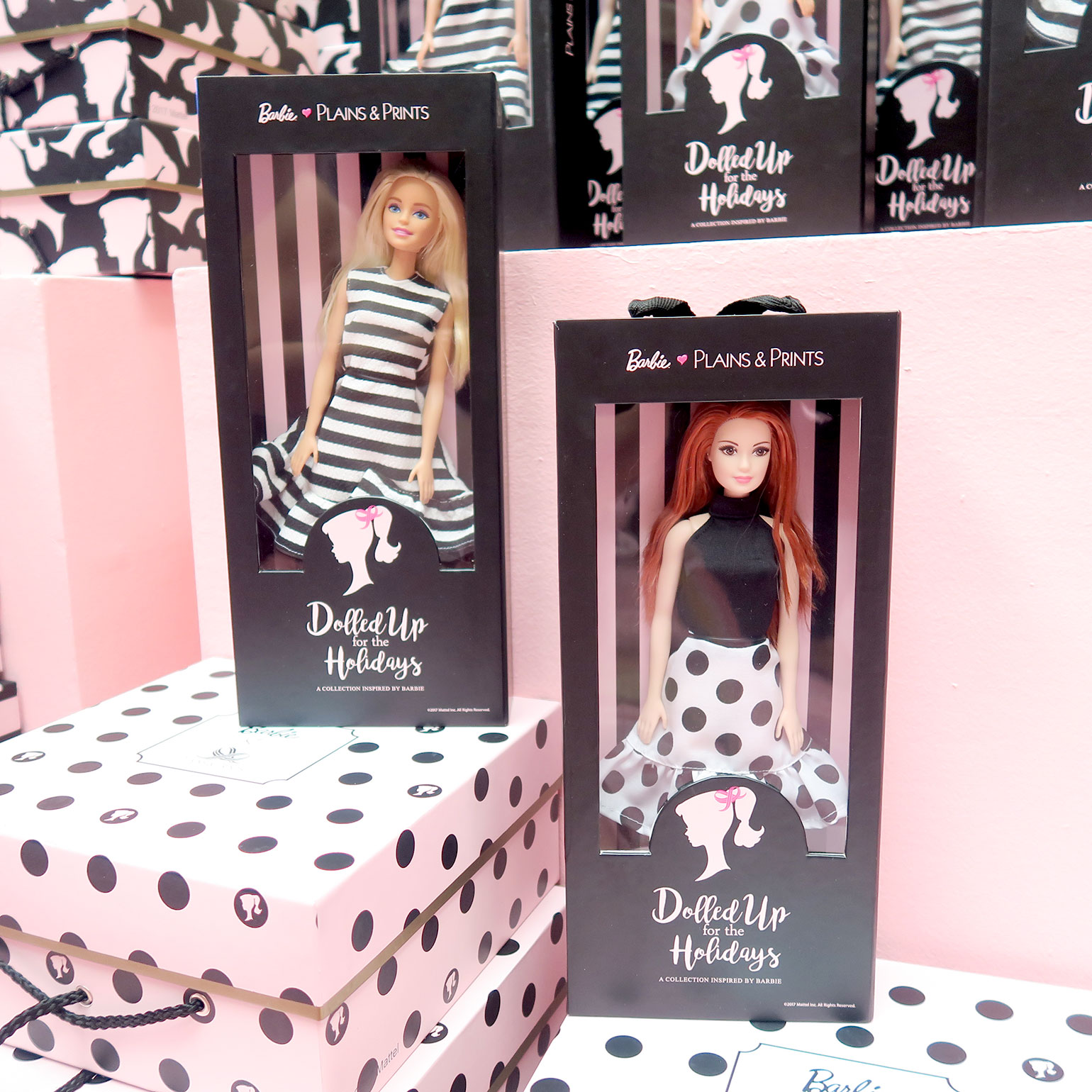 10 Plains and Prints x Barbie Collection - Gen-zel She Sings Beauty