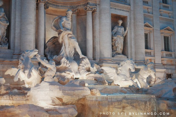 du lịch Rome
