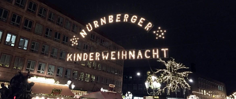 Mercado de Navidad de Núremberg para niños   Kinderweihnacht