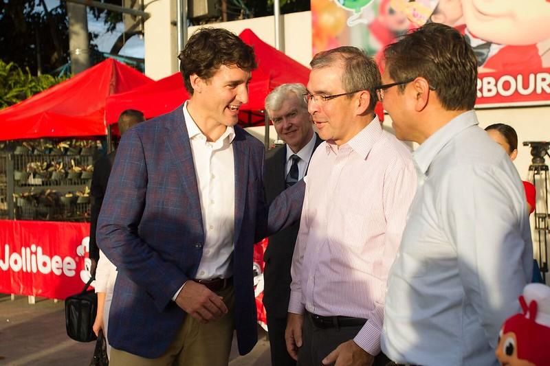 PM Trudeau at JB 2