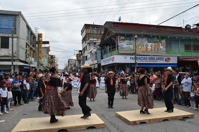 Desfile Cívico Deportivo