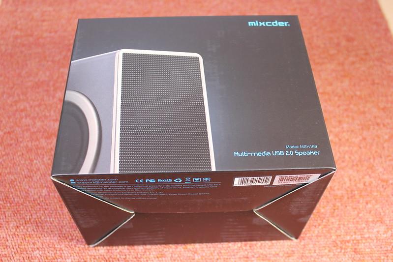 PCスピーカー Mixcder MSH169 レビュー (6)