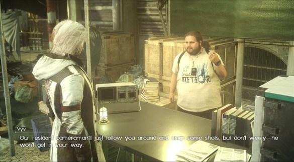 Final Fantasy XV Comrades - Hurley