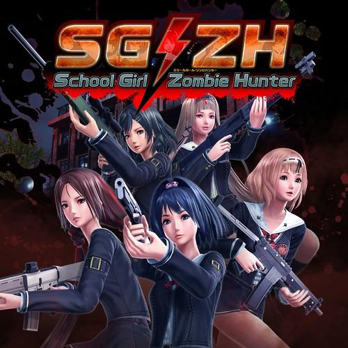 School Girl Zombie Hunter