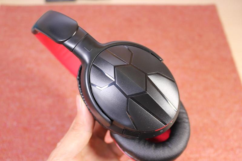 Bluetooth ヘッドフォン HD501 開封レビュー (15)