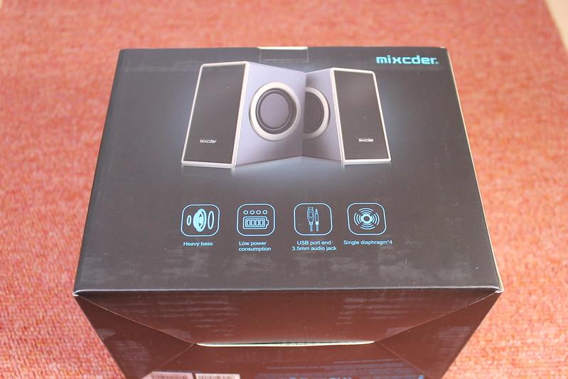 PCスピーカー Mixcder MSH169 レビュー (8)