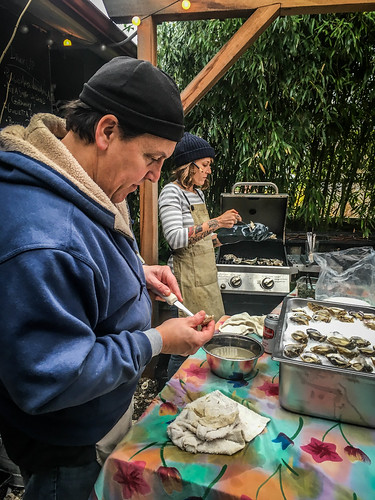 Slough Foods Oyster Party