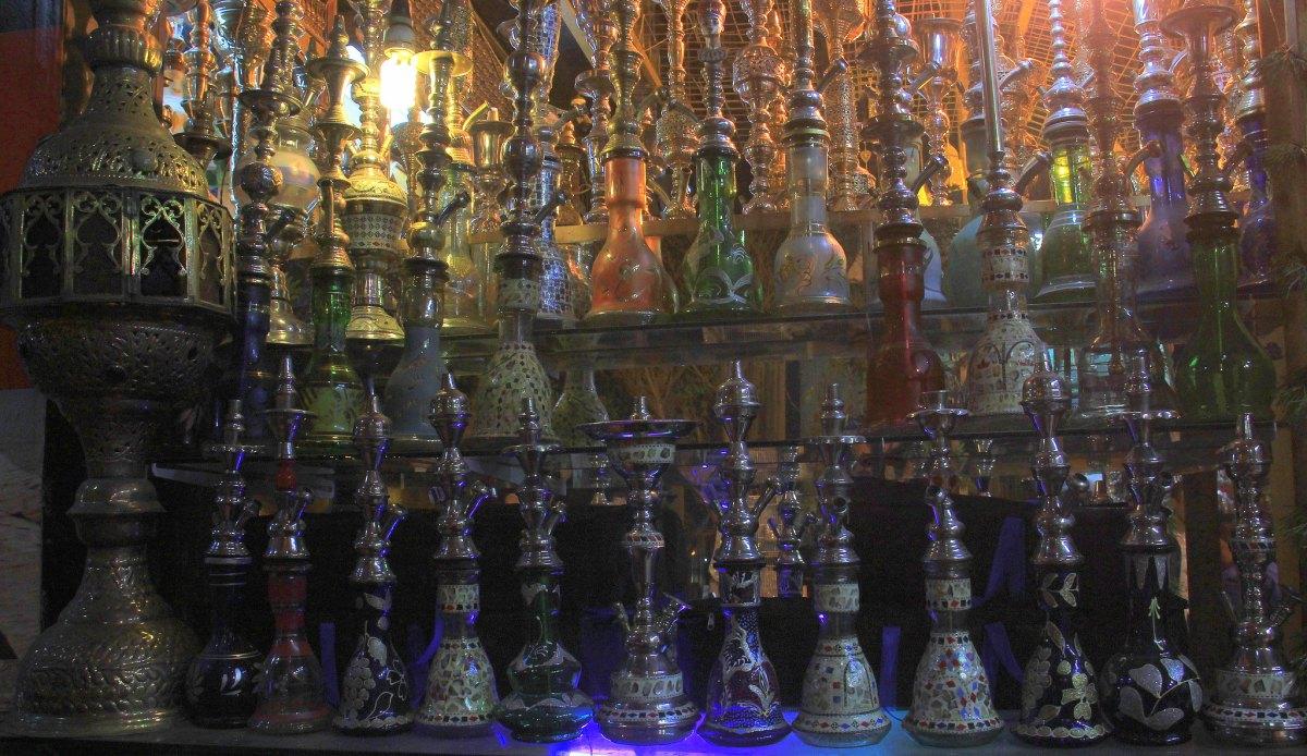 shish for sale at khan el khalili