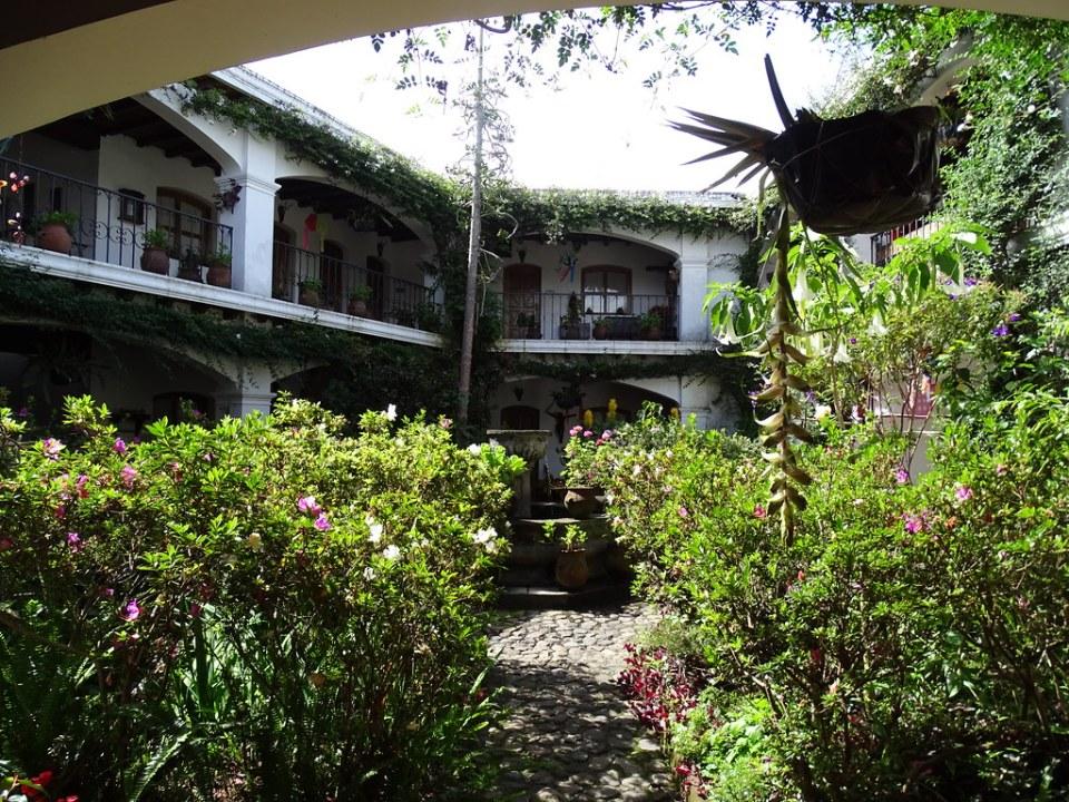 Chichicastenango Hotel Santo Tomás Guatemala 04