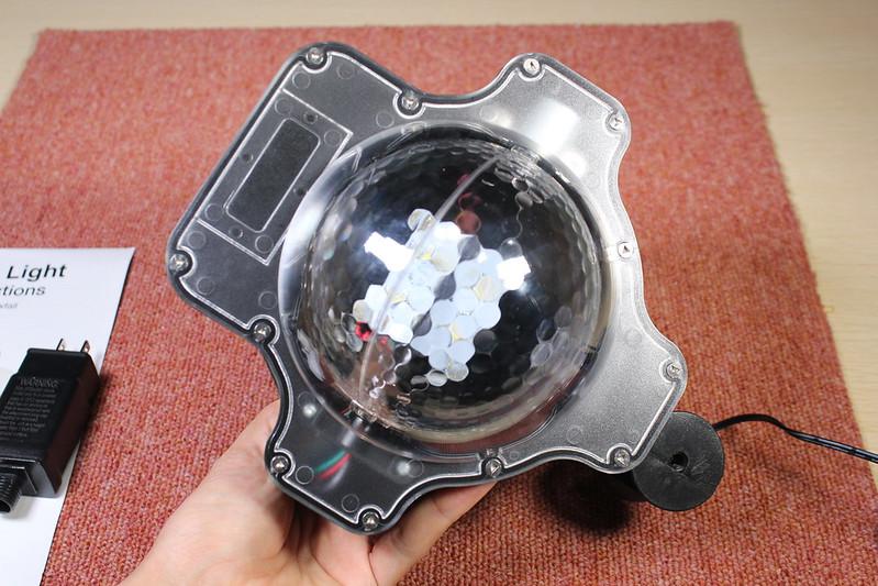 dodocool LED投影ランプ (23)