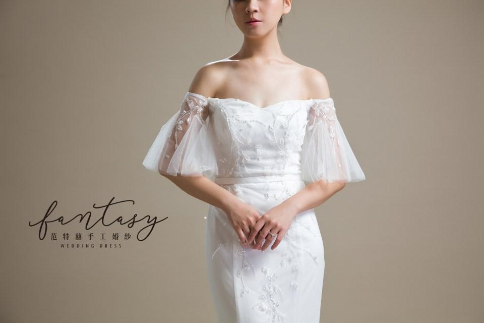 台南婚紗范特囍手工婚紗