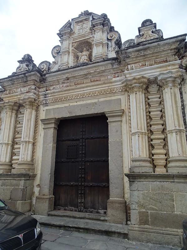 Antigua Universidad San Carlos hoy Museo Colonial Guatemala 02