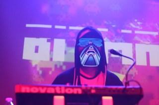 Beat:Cancer Festival: Electrowerkz, N1: 18-November 2017: Bitman