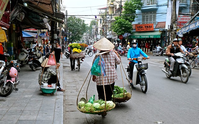 HANOI VIETNAM by DocGelo.com