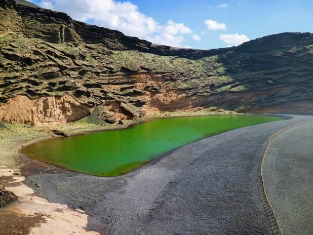 La Laguna de los Ciclos, Lanzarote