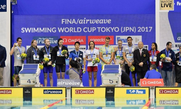 Swimming World Cup 2017: a Tokyo tris di WRJ per la Ikee, Li cancella Wang