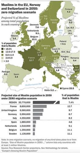 17l01 Europe's Growing Muslim Population Uti 425