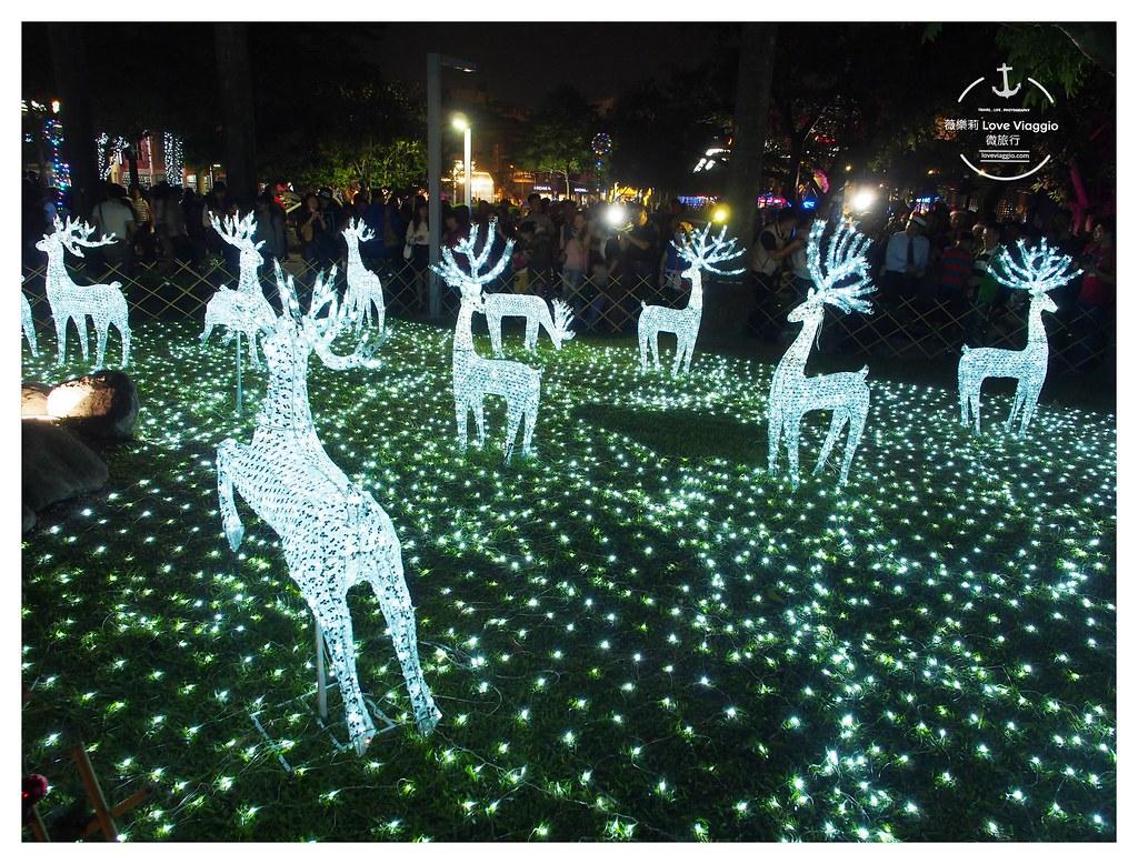 屏東公園,屏東景點,屏東聖誕節燈會,聖誕節 @薇樂莉 Love Viaggio   旅行.生活.攝影