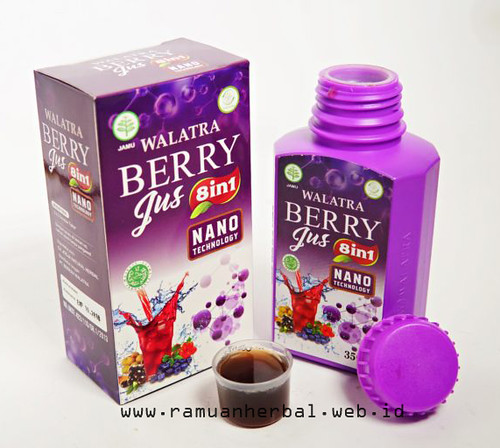 Herbal Berry Jus