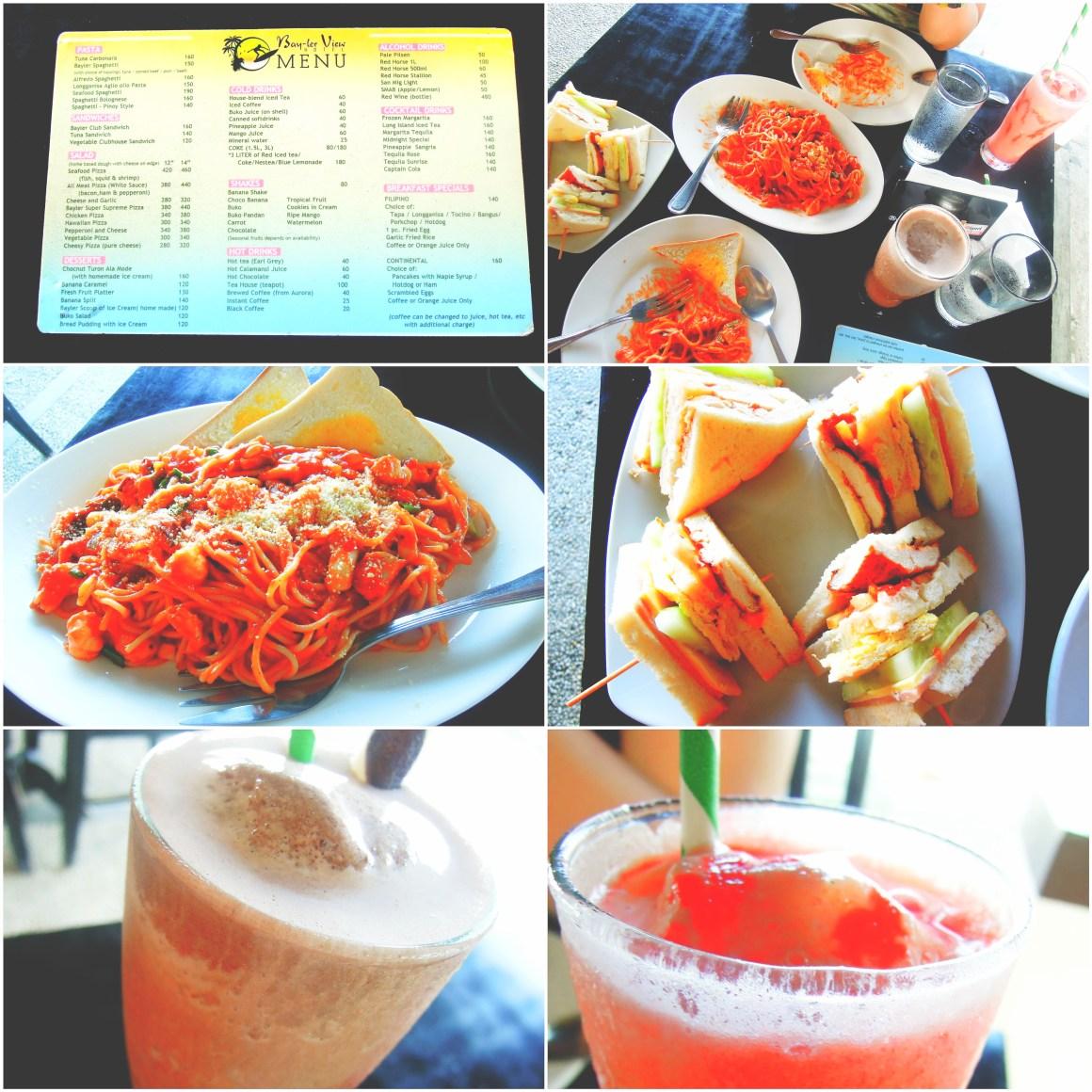 Baler Food Guide