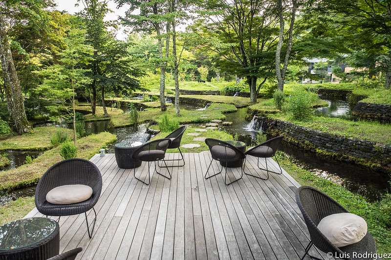 Terraza de Hoshinoya Karuizawa