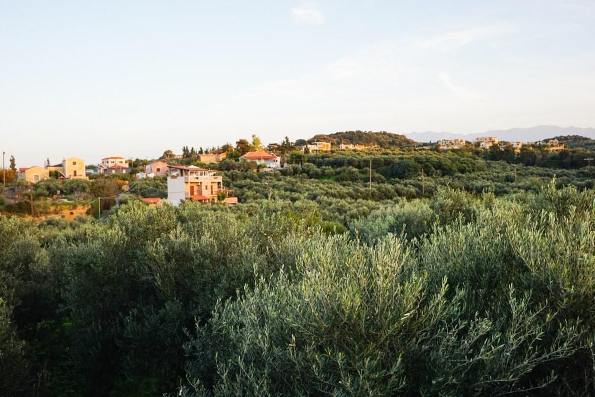 1. adventtisunnuntai Kreetalla