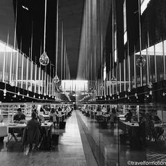 #blackandwhite #architecture #santacruz #library #lamps #visitTenerife #wanderlust #tenerife #canaryisland #travel #travelgram #guardiantravelsnaps #islascanarias #spain #ig_europe #instatravel #vsco #vscocam #bbctravel #tourism #shotoniphone #explore #lo