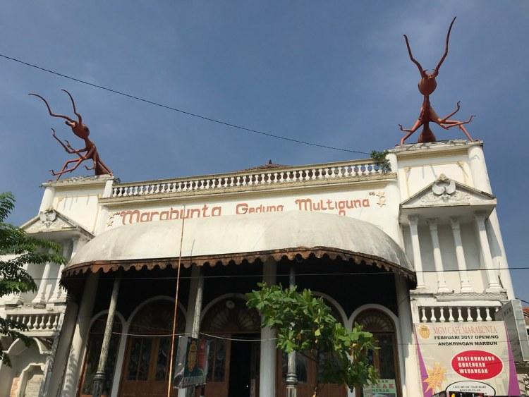 Marabunta Building