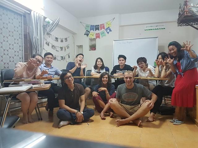 Expérimenter le couchsurfing a Ho Chi Minh