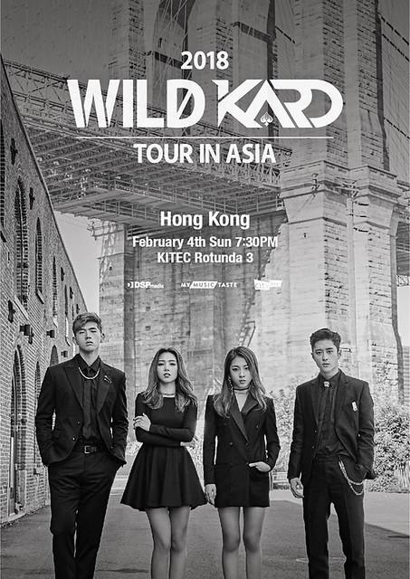 2018 WILD KARD TOUR IN ASIA - Hong Kong