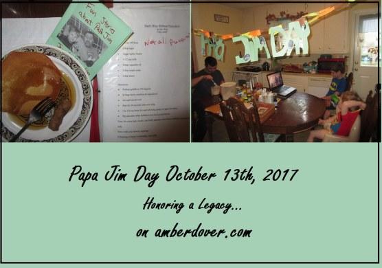 Papa JIm Day