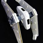 Star Wars Besh-Wing LEGO model
