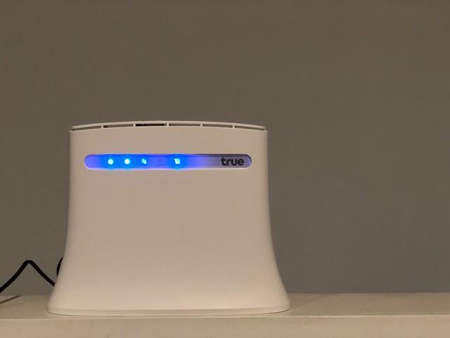 trueIoT Router WiFi