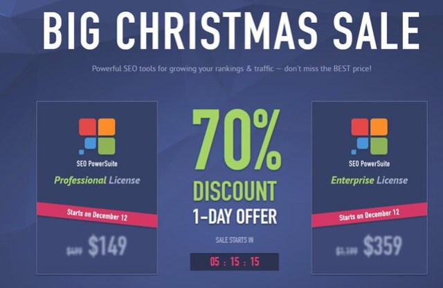SEO Powersuite giảm giá