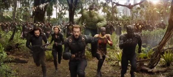 Marvel's Avengers Infinity War - Avengers Assemble