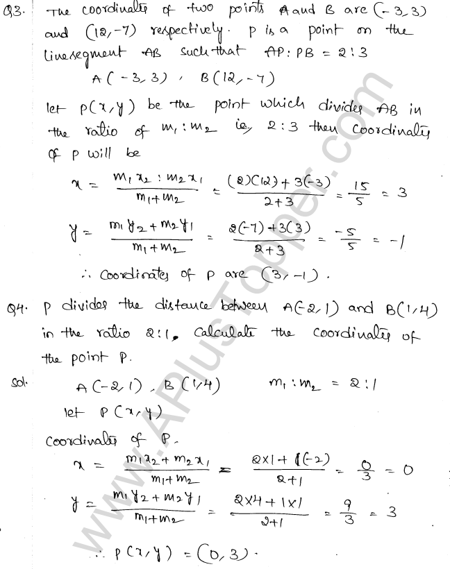 ml-aggarwal-icse-solutions-for-class-10-maths-chapter-11-section-formula-14