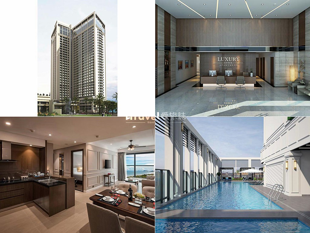Luxury Apartment Da Nang - Son Tra