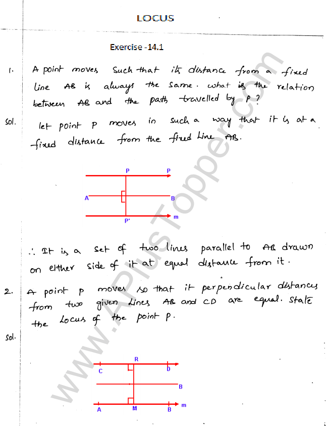 ml-aggarwal-icse-solutions-for-class-10-maths-chapter-14-locus-1