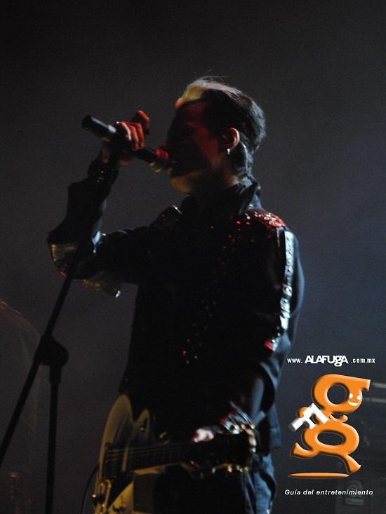 LACRIMOSA, Teatro Diana, Guadalajara, Méx. (07-12-2017)